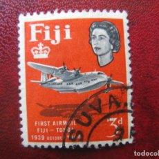 Sellos: FIJI, 1964 YVERT 187. Lote 151495890