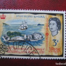 Sellos: FIJI, 1966 YVERT 200. Lote 151495990