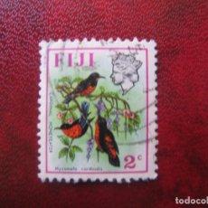 Sellos: FIJI, 1971, YVERT 284. Lote 151496846
