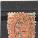 Sellos: SOUTH AUSTRALIA 1900-07 - VICTORIA 2 P. - USADO DEFECTO EN DENTADO. Lote 160369990