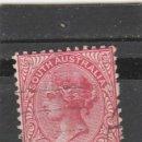 Sellos: SOUTH AUSTRALIA 1900-07 - VICTORIA 1 P. - USADO . Lote 160370066