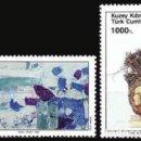 Sellos: 1990 CHIPRE TURCO - (STAMPWORLD) Nº 281-82. Lote 164008193