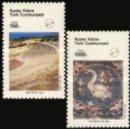 Sellos: 1990 CHIPRE TURCO - (STAMPWORLD) Nº 283/84. Lote 164008197