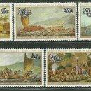 Sellos: NIUE 1978 IVERT 200/4 *** BICENTENARIO DEL DESCUBRIMIENTO DE HAWAI POR EL CAPITAN COOK - BARCOS. Lote 165078182