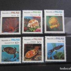 Sellos: PALAU 1983 - 6 V. NUEVO. Lote 180234651
