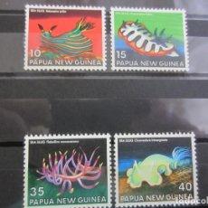 Sellos: PAPUA NUEVA GUINEA 1978 - 4 V. NUEVO. Lote 180272318