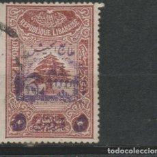 Sellos: LOTE F SELLOS LIBIA . Lote 185990337