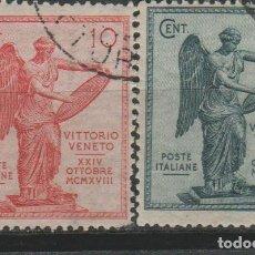 Sellos: LOTE F SELLOS ITALIA . Lote 185990802