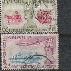 Sellos: LOTE F SELLOS JAMAICA. Lote 185992097