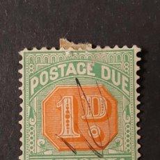 Francobolli: VICTORIA, 1894-99, YVERT TASAS 12. Lote 191391133