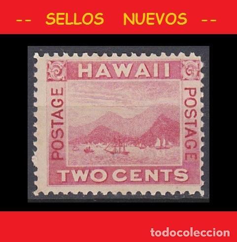 LOTE SELLO NUEVO ANTIGUO - ISLA DE HAWAII - AHORRA GASTOS COMPRA MAS SELLOS (Sellos - Extranjero - Oceanía - Otros paises)