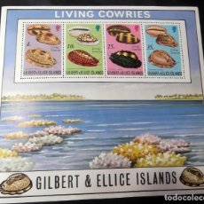 Sellos: SELLOS GILBERT & ELLICE ISLAND . Lote 201931300