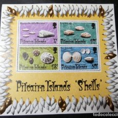 Sellos: SELLOS PITCAIRN ISLANDS SHELLS. Lote 201931463