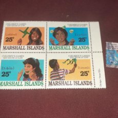 Sellos: ISLAS MARSHALL. 5 SELLOS. Lote 205739813