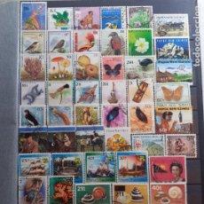 Sellos: PAPUA NUEVA GUINEA. COLECCIÓN DE 112 SELLOS. Lote 210159760