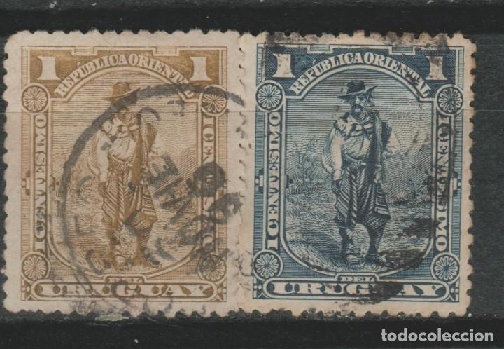 LOTE (18) SELLOS ANTIGUOS (Sellos - Extranjero - Oceanía - Otros paises)