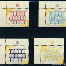 Sellos: FIJI 2005 IVERT 1056/9 *** 50 AÑOS DE LA EMISIÓN EUROPA. Lote 231857800