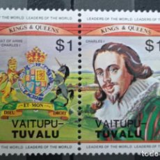 Francobolli: SELLOS TUVALU. Lote 233203605