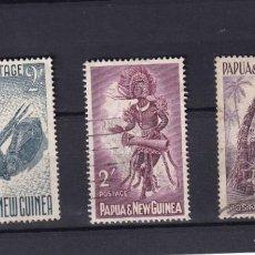 Sellos: SELLOS ANTIGUOS PAPUA Y NUEVA GUINEA. Lote 236627420