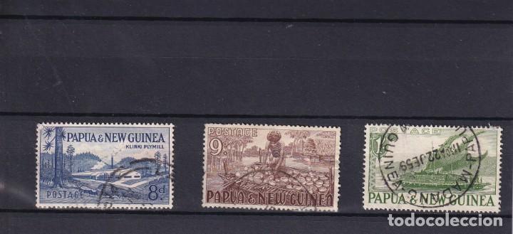 SELLOS ANTIGUOS PAPUA Y NUEVA GUINEA (Sellos - Extranjero - Oceanía - Otros paises)