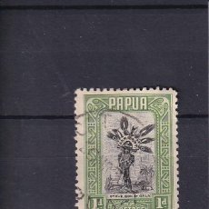 Sellos: SELLOS ANTIGUOS PAPUA Y NUEVA GUINEA. Lote 236628415