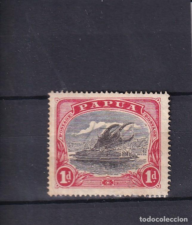 SELLOS ANTIGUOS PAPUA Y NUEVA GUINEA NUM 58 (Sellos - Extranjero - Oceanía - Otros paises)