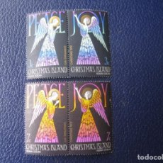 Sellos: *CHRISTMAS, 1972, NAVIDAD, YVERT 55/58. Lote 243790815