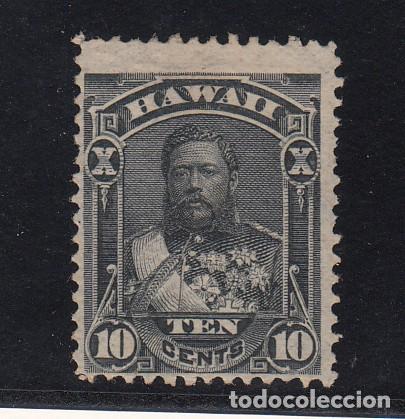 HAWAII 32 SIN GOMA (Sellos - Extranjero - Oceanía - Otros paises)