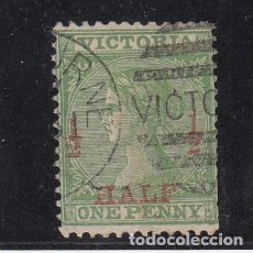 Sellos: VICTORIA COLONIA BRITÁNICA .62 USADA,. Lote 258160800