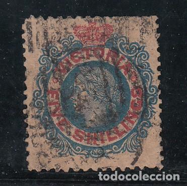 VICTORIA COLONIA BRITÁNICA .64 USADA, (Sellos - Extranjero - Oceanía - Otros paises)