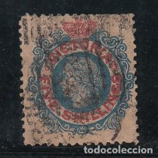 Sellos: VICTORIA COLONIA BRITÁNICA .64 USADA,. Lote 258161685