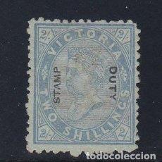 Sellos: VICTORIA COLONIA BRITÁNICA .82 FALTA DIENTE SIN GOMA,. Lote 258164100