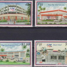 Sellos: ⚡ DISCOUNT FIJI 2003 OPENING OF NEW MAIL CENTRE MNH - POST OFFICE, POST SERVICES, COMPUTERS. Lote 261239840