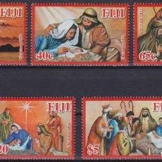 Sellos: ⚡ DISCOUNT FIJI 2012 CHRISTMAS MNH - CHRISTMAS. Lote 261239920