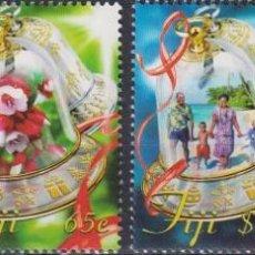 Sellos: ⚡ DISCOUNT FIJI 2013 CHRISTMAS MNH - CHRISTMAS. Lote 261239985