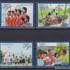 Sellos: ⚡ DISCOUNT FIJI 2016 CHRISTMAS IN FIJI MNH - CHRISTMAS. Lote 261240200