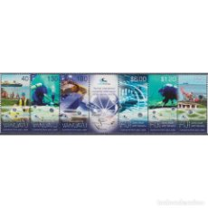 Sellos: ⚡ DISCOUNT FIJI 2014 UNDER WATER CABLE - JOINT ISSUE WITH VANUATU MNH - COMMUNICATION, TELEC. Lote 270388153