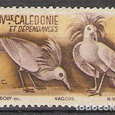 Sellos: NUEVA CALEDONIA 1948 - YVERT 259 *. Lote 276800563