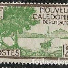 Sellos: NUEVA CALEDONIA YVERT 140. Lote 277585848
