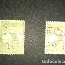 Sellos: ESTAMPILLAS ANTIGUAS DE AUSTRALIA 1913 1924. Lote 278864263
