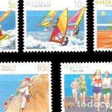 Sellos: DEPORTES AUSTRALIA 1990 SERIE MINT ED. 1990. Lote 278864363