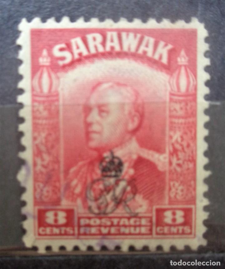 SARAWAK (Sellos - Extranjero - Oceanía - Otros paises)