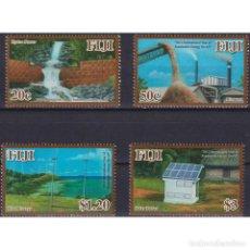 Sellos: FJ1376 FIJI 2012 MNH RENERWABLE ENERGY IN FIJI. Lote 287531378