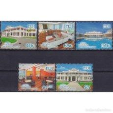Sellos: FJ1421 FIJI 2014 MNH TOURISM - GRAND PACIFIC HOTEL. Lote 287531398