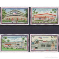 Sellos: FJ1049 FIJI 2003 MNH OPENING OF NEW MAIL CENTRE. Lote 287533053