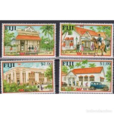 Sellos: FJ993 FIJI 2001 MNH THE 100TH ANNIVERSARY OF THE WESTPAC BANK. Lote 287533613