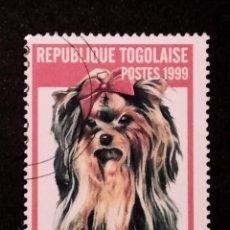 Sellos: SELLO REPÚBLICA TONGO - RSW2. Lote 288115808