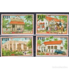 Sellos: ⚡ DISCOUNT FIJI 2001 THE 100TH ANNIVERSARY OF THE WESTPAC BANK MNH - ECONOMY, BANK. Lote 289979373