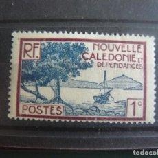 Sellos: SELLO DE NUEVA CALEDONIA 1939, YVERT 180. Lote 291863503