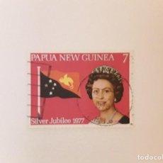 Sellos: AÑO 1977 PAPUA NUEVA GUINEA SELLO USADO. Lote 296820633